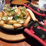 Texas Skillet Fries   YUM