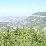 Views over Millau