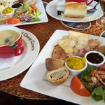 The Ploughman's Lunch - wonderful