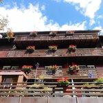 balconies of the Alpina
