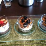 Yogurt and Fruit - 3 kinds!