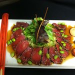 Sesame Seared Ahi