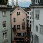 Hotel Zum Kindli, View from room