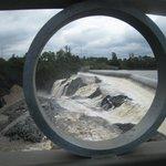 "A ""Bird's Eye View"" of Chaudiere Falls!"