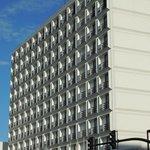Pullman Plaza Hotel facade