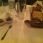 Pane e parè d'olive