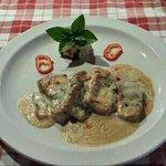 veal gorgonzola