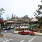 Carmel Village Inn : vue générale