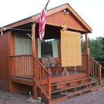 Standard cabin.