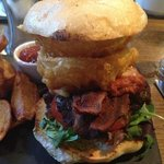 this is a tasty burger ����