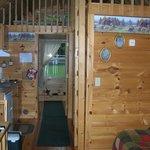 inside cabin #23