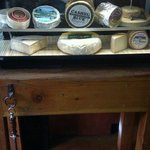 Our Cheese Case