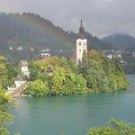Ahhh! Lake Bled