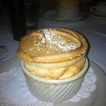 soufflé was excellent