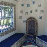Le petit salon marocain