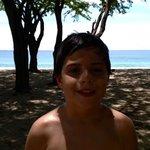 Leandro en playa rajada !