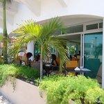Foto de Cafe' Plaza