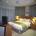 Habitacion de la suite