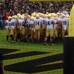 """Notre Dame getting ready to take the """"up"""" out of the Boiler! lol!!!!"""