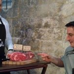 Choosing my steak