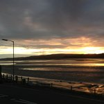 25mtrs From Arnside Chippy the Sunsets can be absolutely Awesome