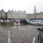 Arras Town Square April 2012