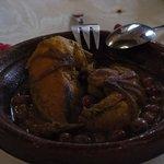 Chicken Tagine - The Main