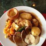 Yum Yum perfect sunday roast