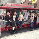 Big Red Pedal Tours - Private Tour