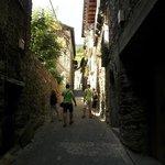 calles de plan
