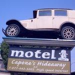Al Capone's car?