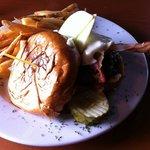 Sasquatch Burger