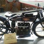 1923 Henderson Model K Deluxe