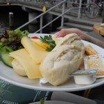 Holland Cheese sandwich