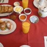 desayuno!!