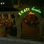 Ekati, the full moon party night