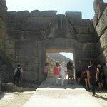 Lion Gate @ Mycenae