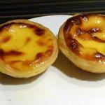 Lord Stows egg tarts