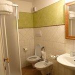 """Antica Residenza Cicogna bathroom """"Liberty"""""""
