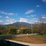 looking towards Mt Bogong