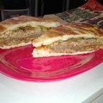 Parm Sandwich