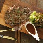 Power Lunch Dish - Steak Frites