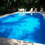 La piscina :)
