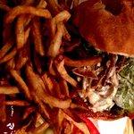 Good burger - Hand Cut FF good but a little soggy