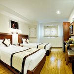 Superior Room - Ben Thanh Market View