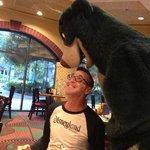 Baloo getting hungry