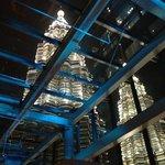 Petronas Towers from Marini's