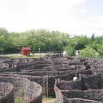 Braid maze (1,2 km)