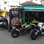motor bike meeting