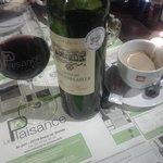good wine, good coffee, good food ...